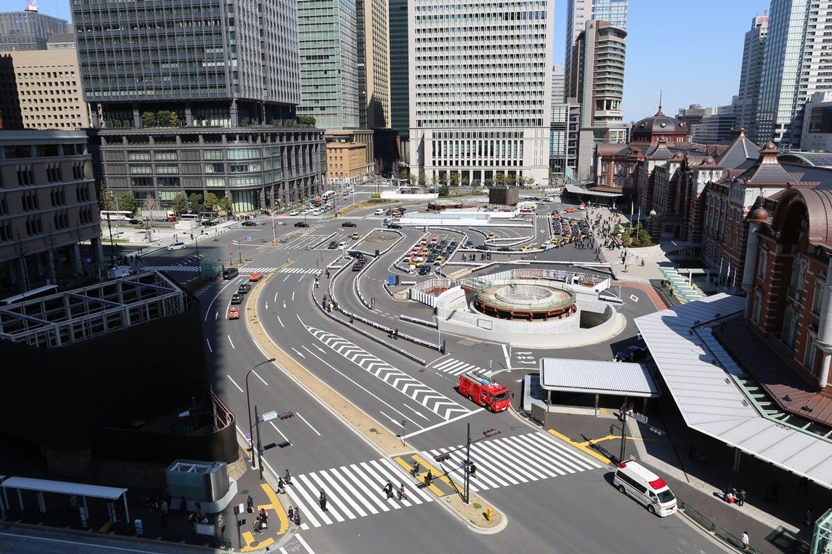 東京駅と言えば丸の内のキッテ Tokyo station KITTE (010)