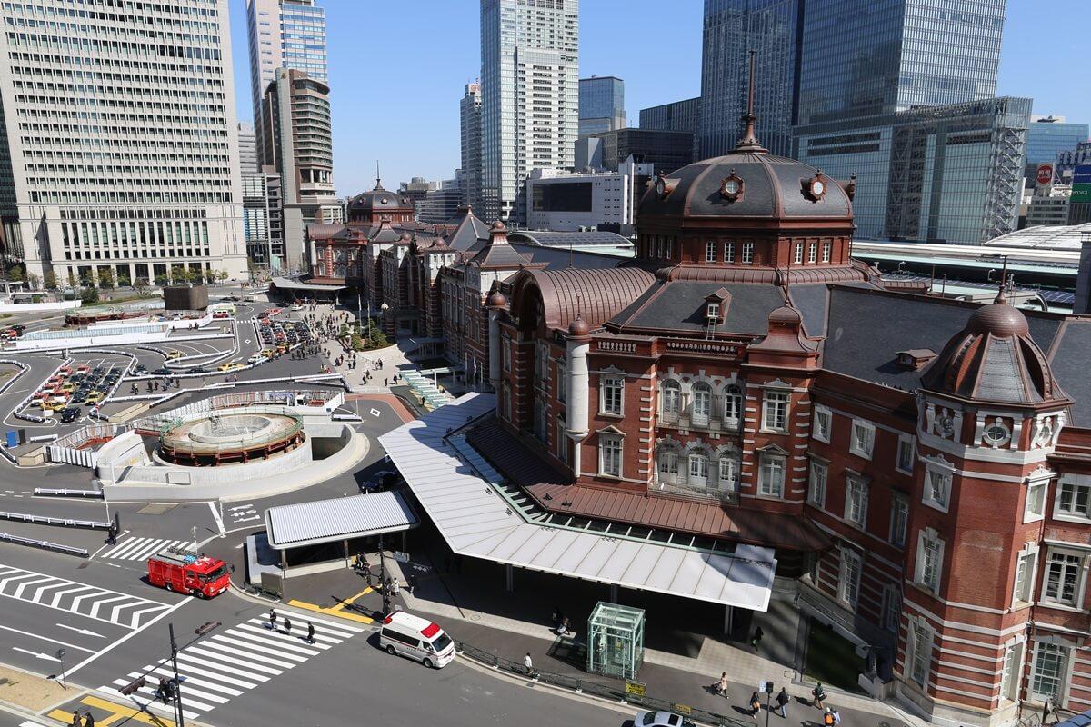 東京駅と言えば丸の内のキッテ Tokyo station KITTE (011)