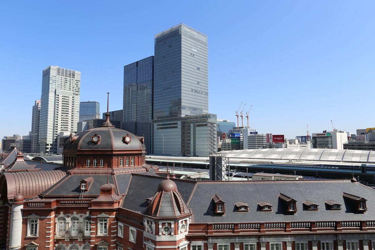 東京駅と言えば丸の内のキッテ Tokyo station KITTE (012)
