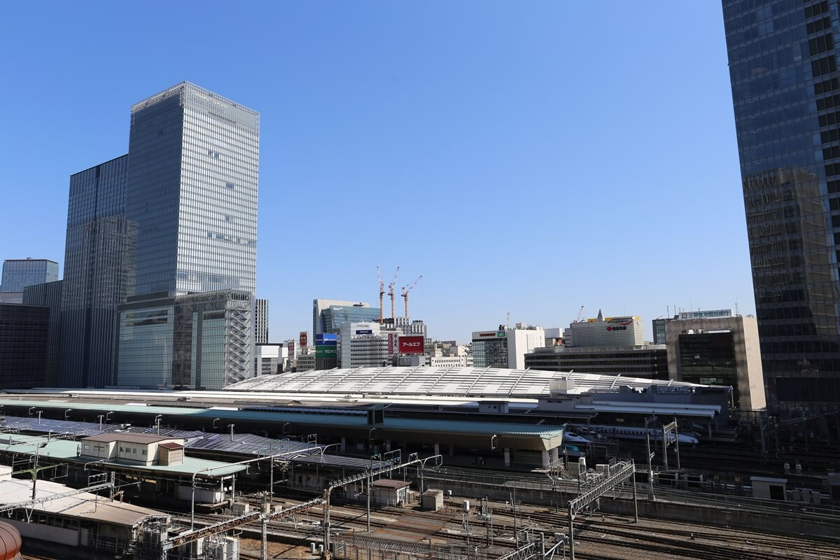 東京駅と言えば丸の内のキッテ Tokyo station KITTE (013)