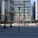 今も残る東日本大震災の爪痕。