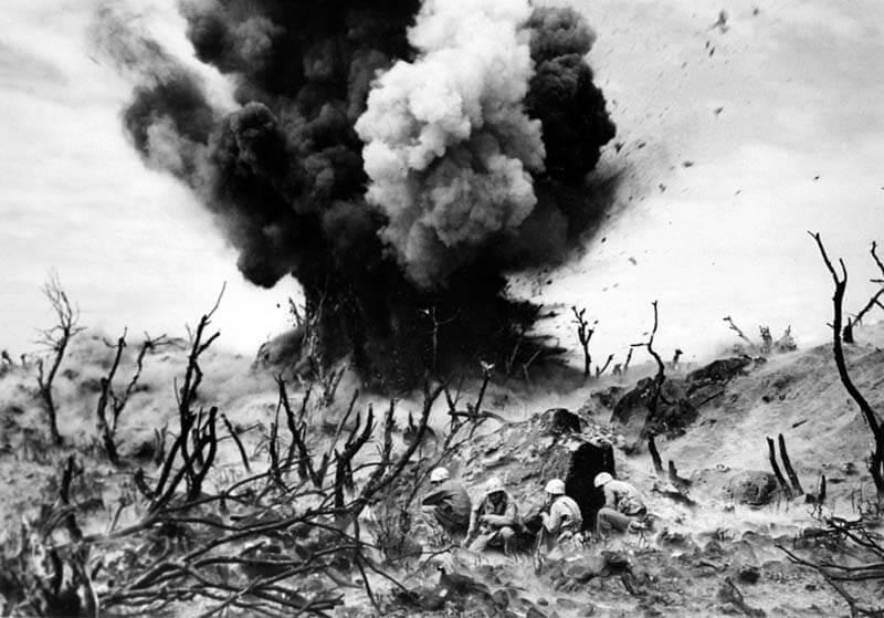 硫黄島の戦い 2 (2)