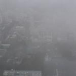 雨の日の六本木ヒルズ53階は何も見えないので仕方なく骨太光麺菊次郎のラーメン食べてきたでござるよ。