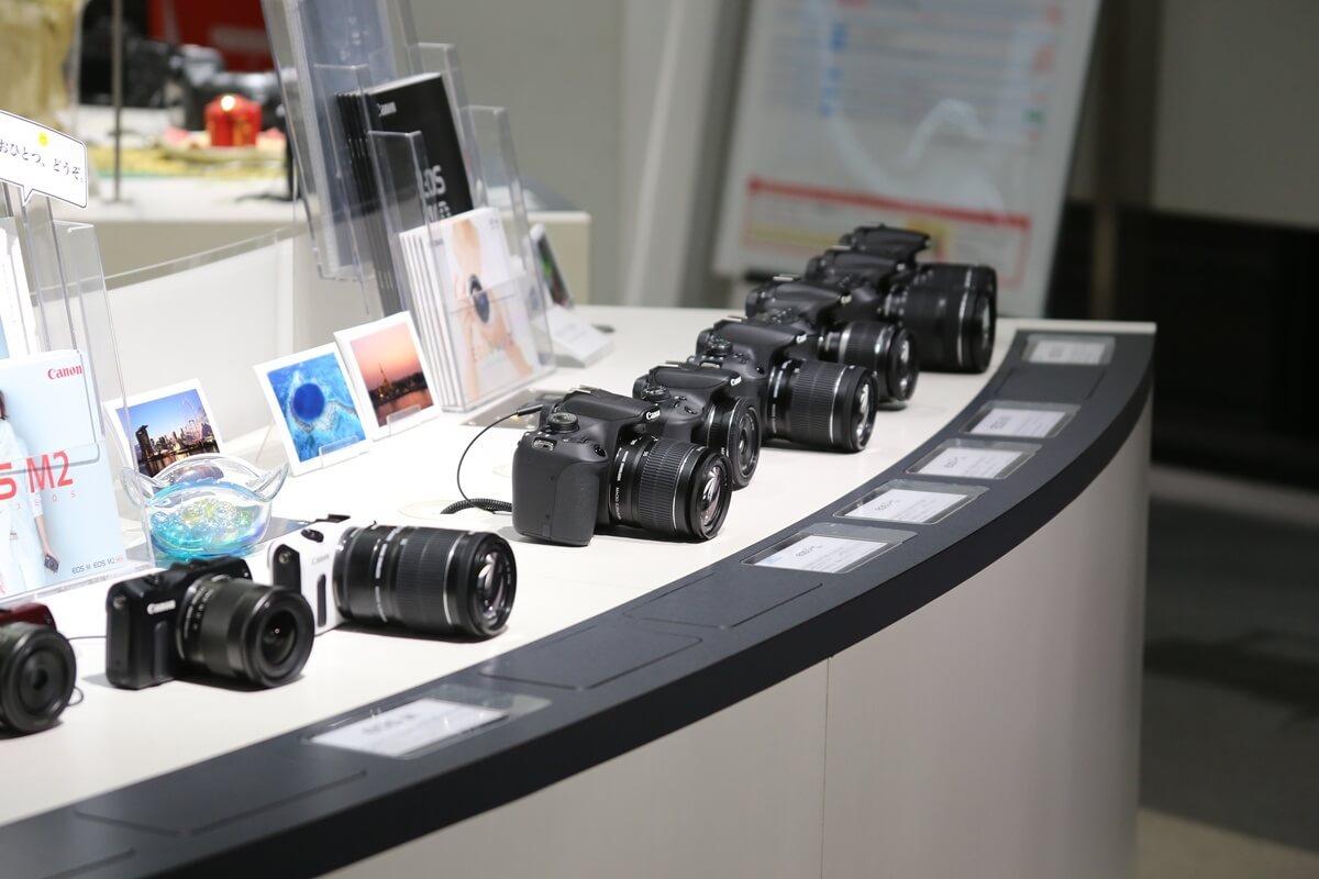 キヤノンギャラリー銀座 Canon レンズEF28-135mm f/3.5-5.6 IS USM キャノン (4)