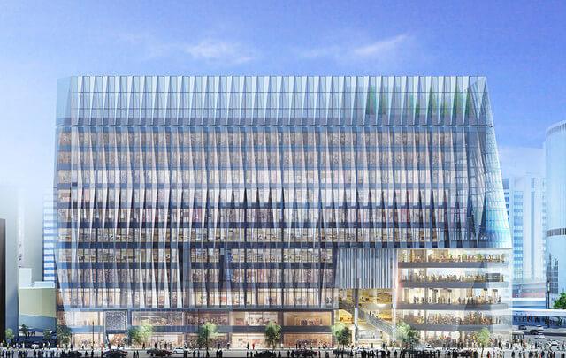 銀座5丁目プロジェクト - 東急不動産 Ginza 5-Chome Project