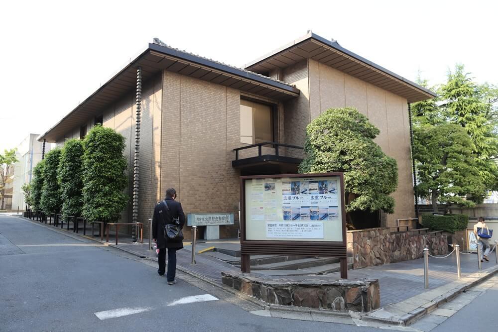 浮世絵 太田記念美術館 広重ブルー展 Hiroshige Blue -Blue Attracted the World ukiyoe Ota Memorial Museum of Art (2)