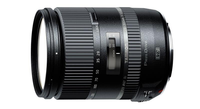 Tamron 28-300mm F/3.5-6.3 Di VC PZD (Model A010)