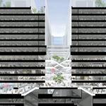 銀座松坂屋跡地再開発をユニクロ銀座ビルから観察するデス。