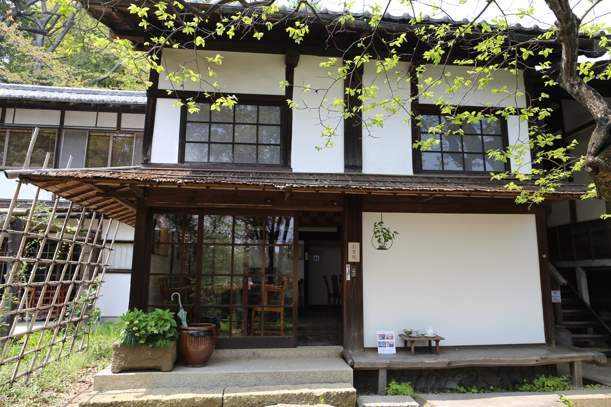 白洲次郎 武相荘 お茶処 喫茶 カレー buaisou_jiro_shirasu (23)