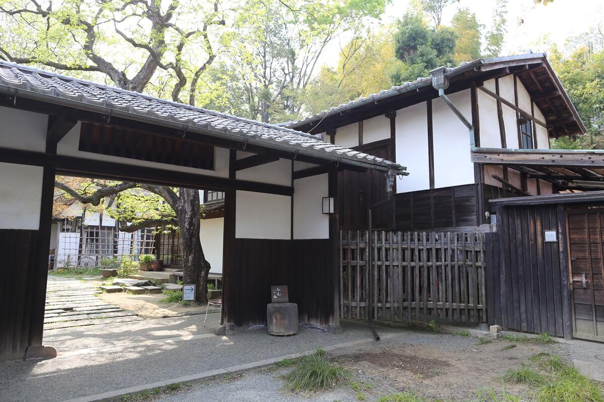 白洲次郎 武相荘 長屋門 buaisou_jiro_shirasu (69)