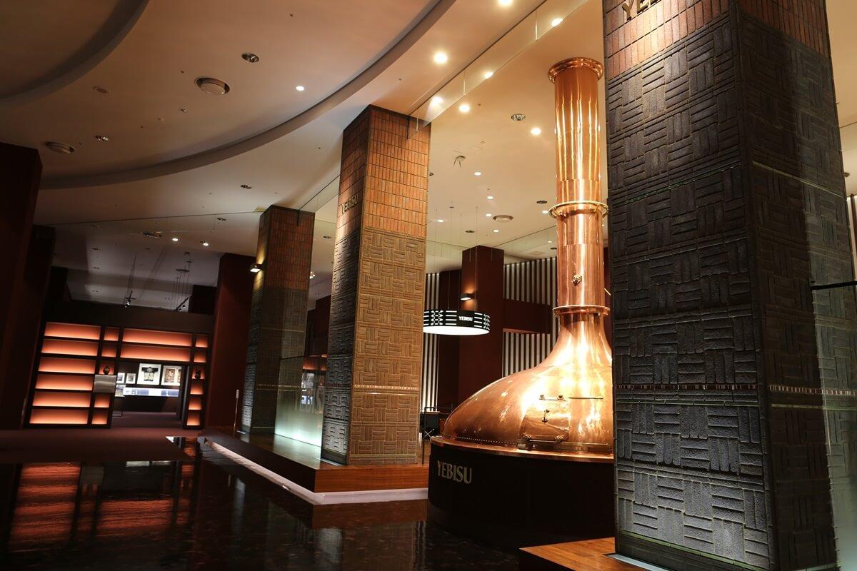 エビスビール記念館 museum of yebis beer (14)