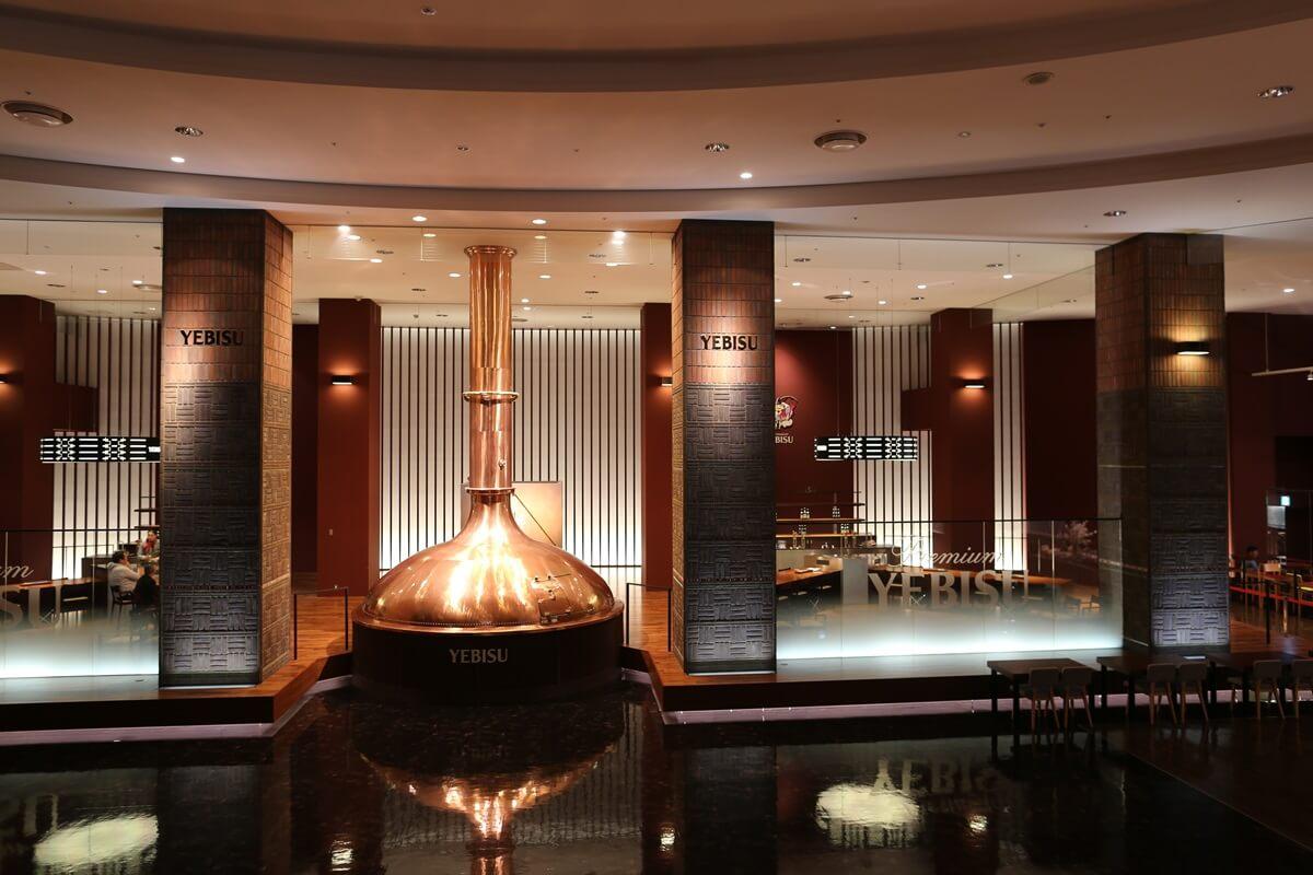 エビスビール記念館 museum of yebis beer (5)