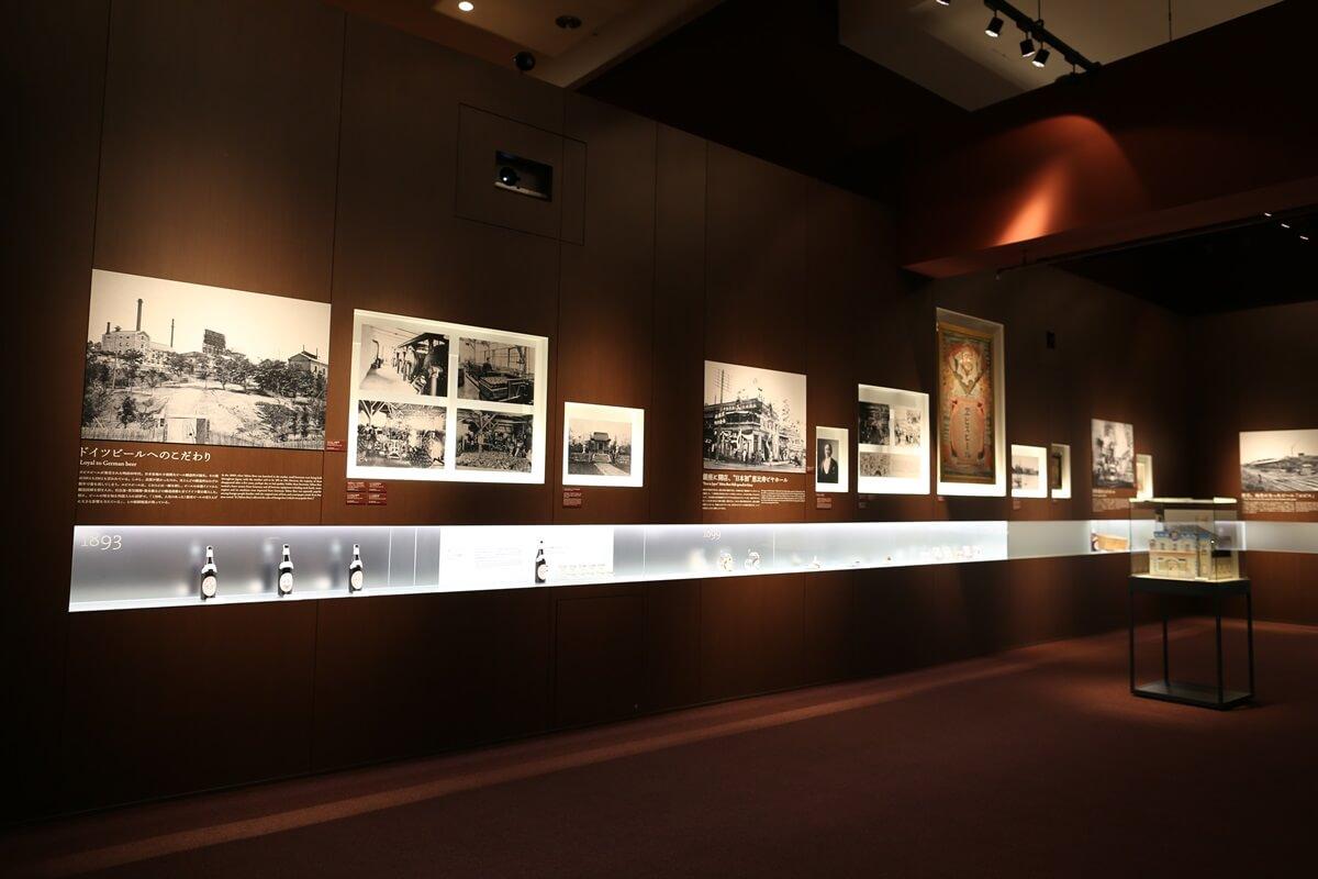 エビスビール記念館 museum of yebis beer (7)