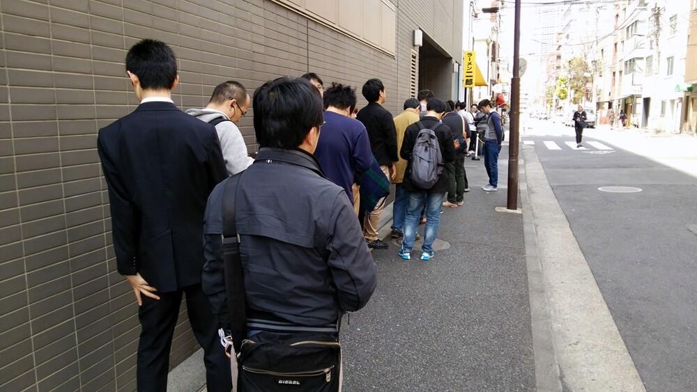 ラーメン二郎 神田神保町店 ramen jiro (2)