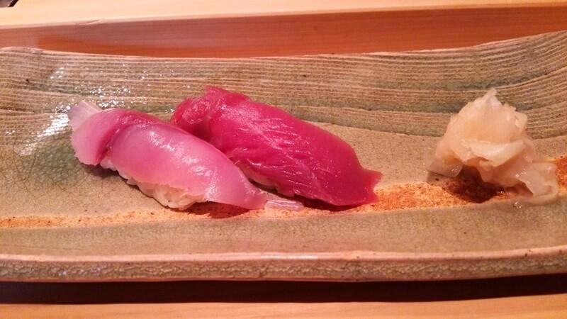 イナダ・マグロ 鮨 石島 銀座一丁目 新富町 sushi ishijima (10)