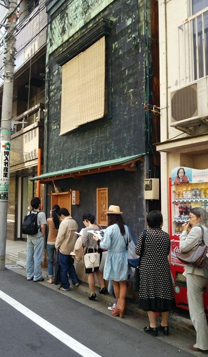 外観 鮨 石島 銀座一丁目 新富町 sushi ishijima (7)