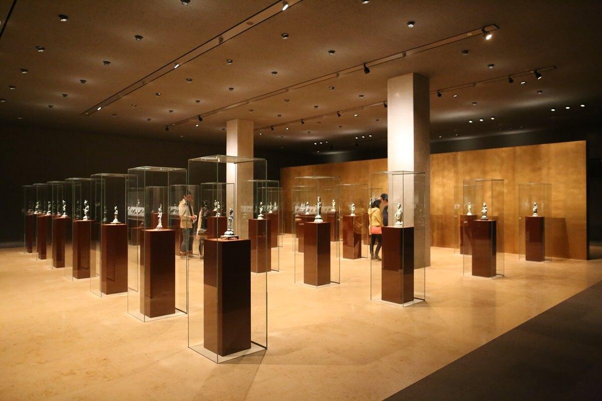 国立博物館 法隆寺宝物館 tokyo national museum horyuji (2)
