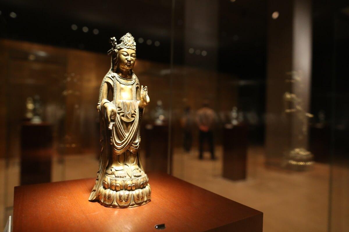 国立博物館 法隆寺宝物館 tokyo national museum horyuji (3)
