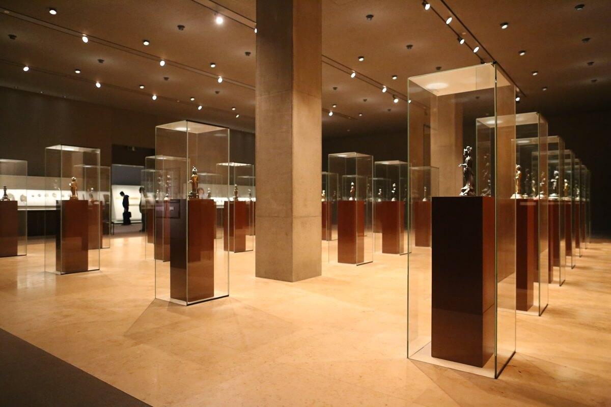 国立博物館 法隆寺宝物館 tokyo national museum horyuji (4)