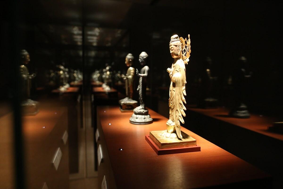 国立博物館 法隆寺宝物館 tokyo national museum horyuji (5)