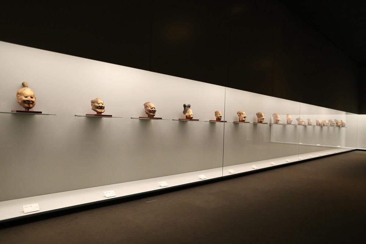 国立博物館 法隆寺宝物館 tokyo national museum horyuji (6)