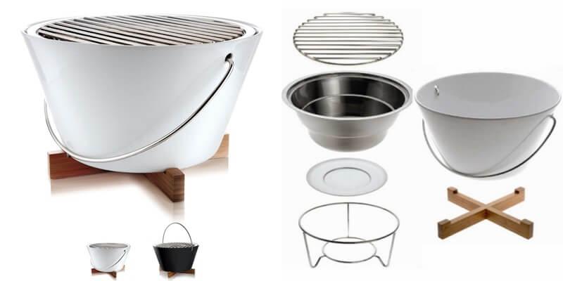 エバソロ エバ・ソロ エヴァソロ eva soloテーブル バーベキューグリル GLOBE 北欧 デンマーク 北欧デザイン EVA SOLO TABLE GRILL BARBECUE