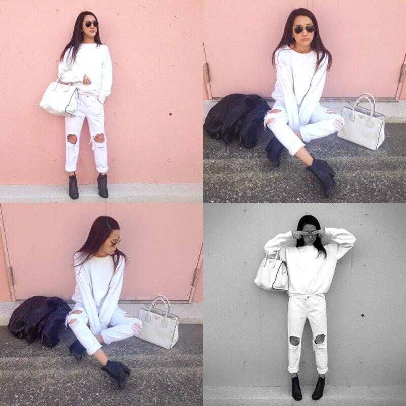 LOVE BY NATSU 世界で活躍するファッションブロガー