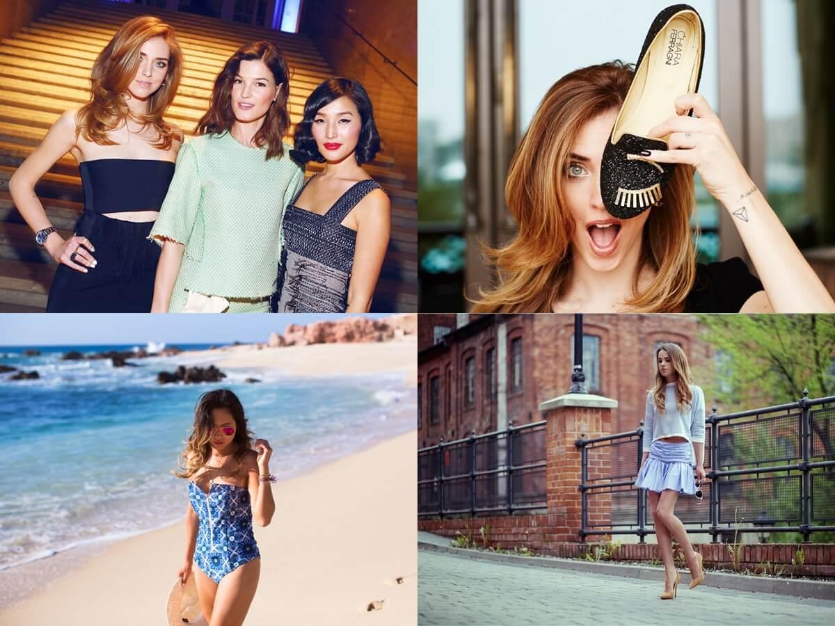 fashion blogger 世界で人気のファッションブロガー