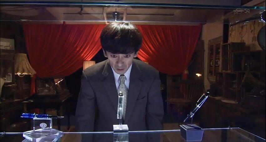 俺のダンディズム 第2話 万年筆