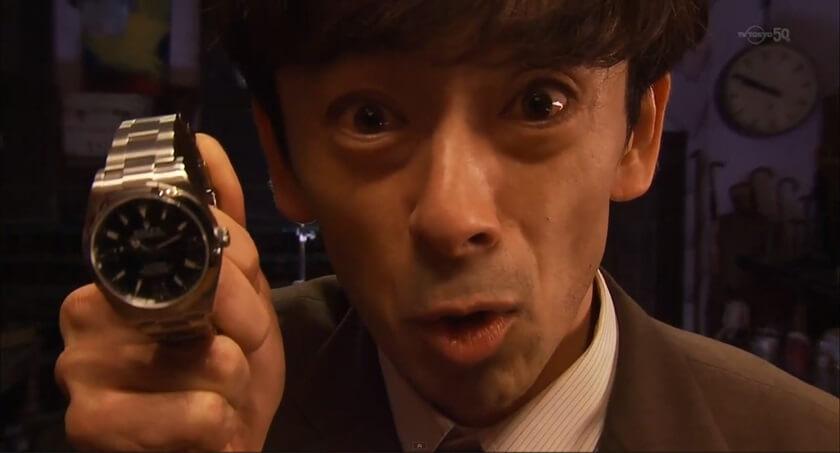 ロレックス エクスプローラー 段田 一郎(だんだ いちろう)〈41〉 演 - 滝藤賢一 テレビ東京 俺のダンディズム (5)