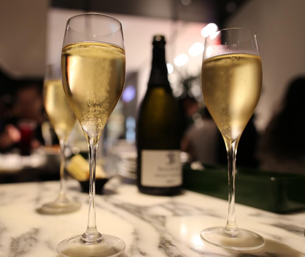 スパークリングワイン 俺のフレンチ・イタリアン青山店