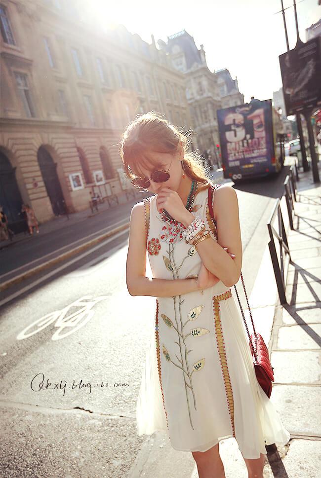 qkxlj_blog_163_com 世界で人気のファッションブロガー  中国代表