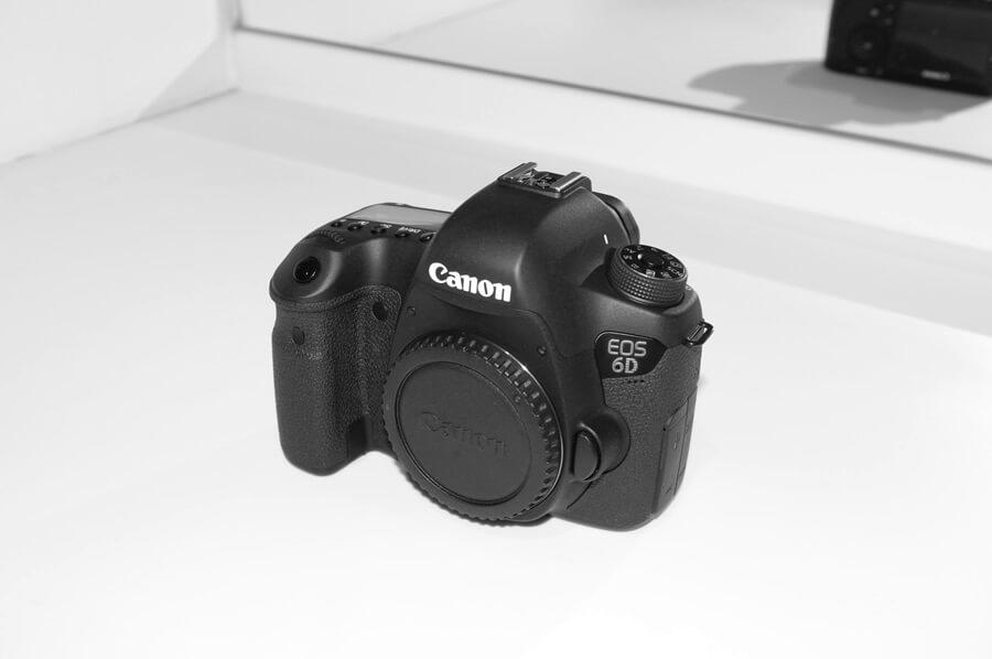 キャノン Canon-EOS6D-2