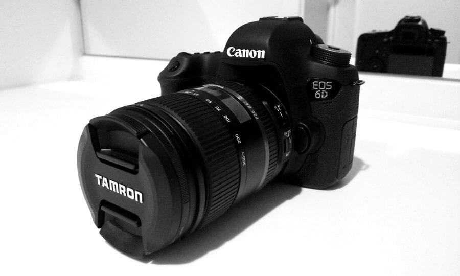 キャノンEOS6D &タムロンの望遠レンズ Canon and Tamron 28-300mm F3.5-6.3 Di VC PZD Model A010 (1)