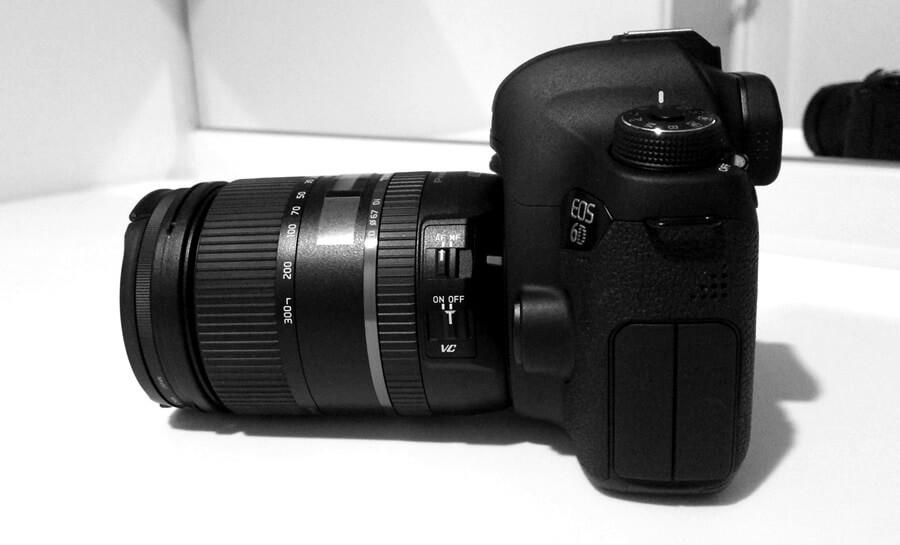 キャノンEOS6D &タムロンの望遠レンズ Canon and Tamron 28-300mm F3.5-6.3 Di VC PZD Model A010 (2)