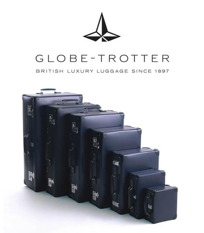 グローブトロッター スーツケース GLOBE-TROTTER