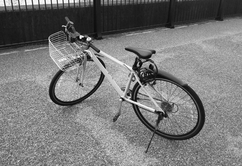 チャレンジ21オリジナル RAYSUS CBR-266 2009年モデル アルミ製クロスバイク 重量12kg