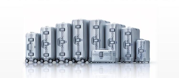 RIMOWA リモワスーツケース