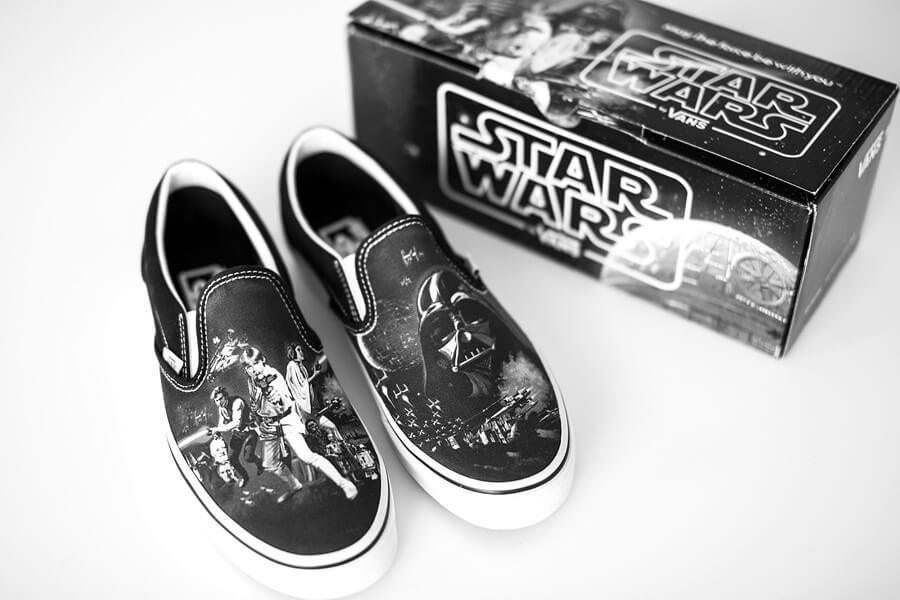 ヴァンズ x スターウォーズコラボレーション The Vans Star Wars Collection