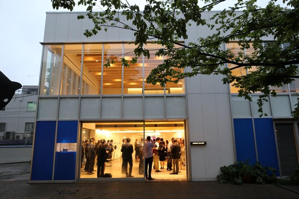 ウォーターマン 2014年新製品 「ブルーオブセッション」コレクション 発売記念イベント WATERMAN Blue Obsession Tokyo Exhibition fountain pen (70)