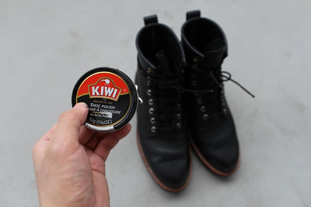 KIWI メインテナンス 安藤製靴 Z & naro ando_seika (9)
