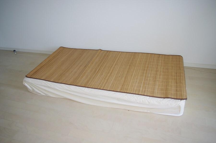 竹あじろ(竹シーツ)bamboo seats (1)