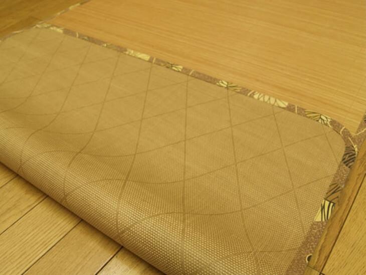 竹あじろ(竹シーツ) bamboo seats  (2)