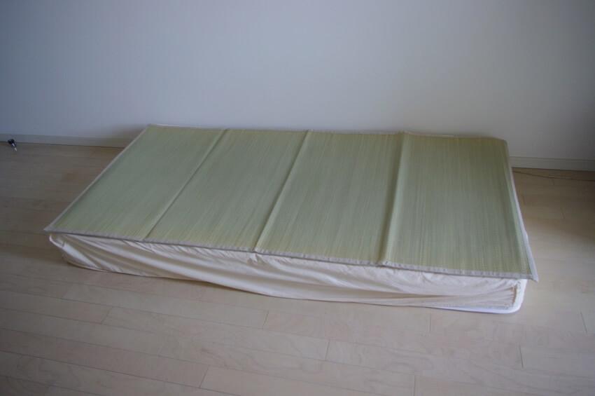 福岡で作る純国産の寝ござ(200×95cm)