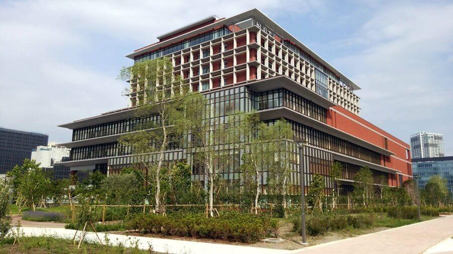 昭和大学江東豊洲病院 (2)