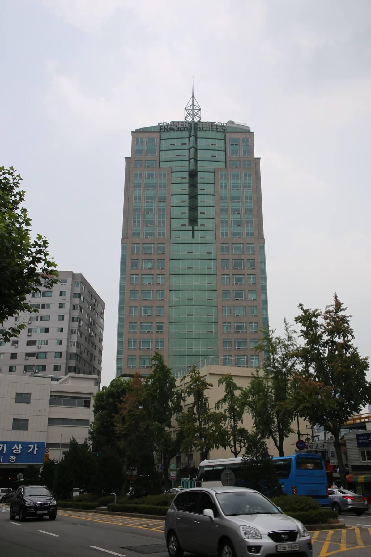 フレイザー スイート インサドン ソウル レジデンス Fraser Suites Insadong Seoul (3)