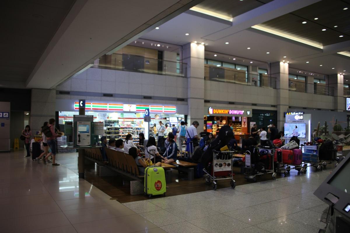 セブン・イレブン 仁川国際空港 Incheon International Airport (10)