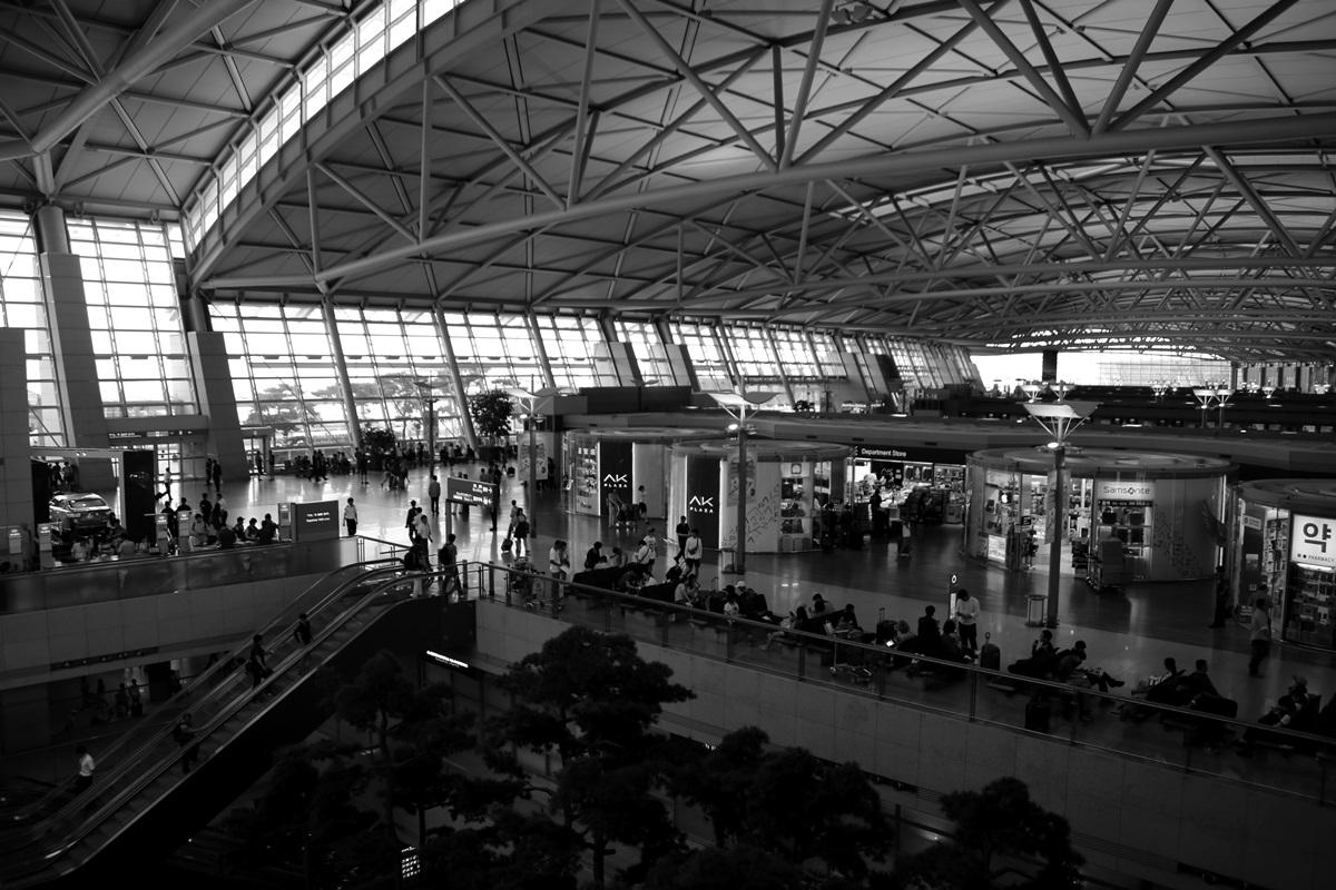 仁川国際空港 Incheon International Airport (12)