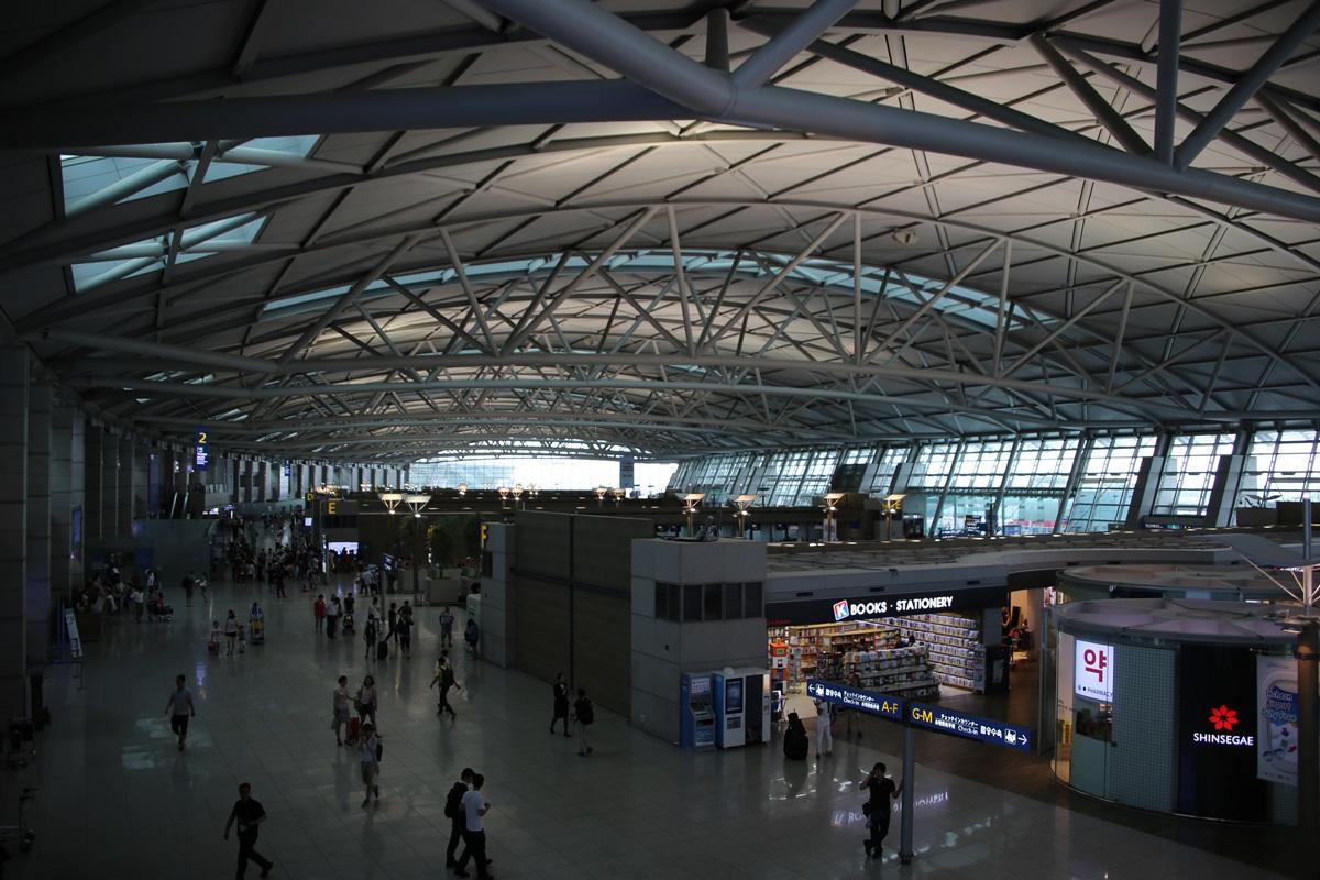仁川国際空港 Incheon International Airport (17)