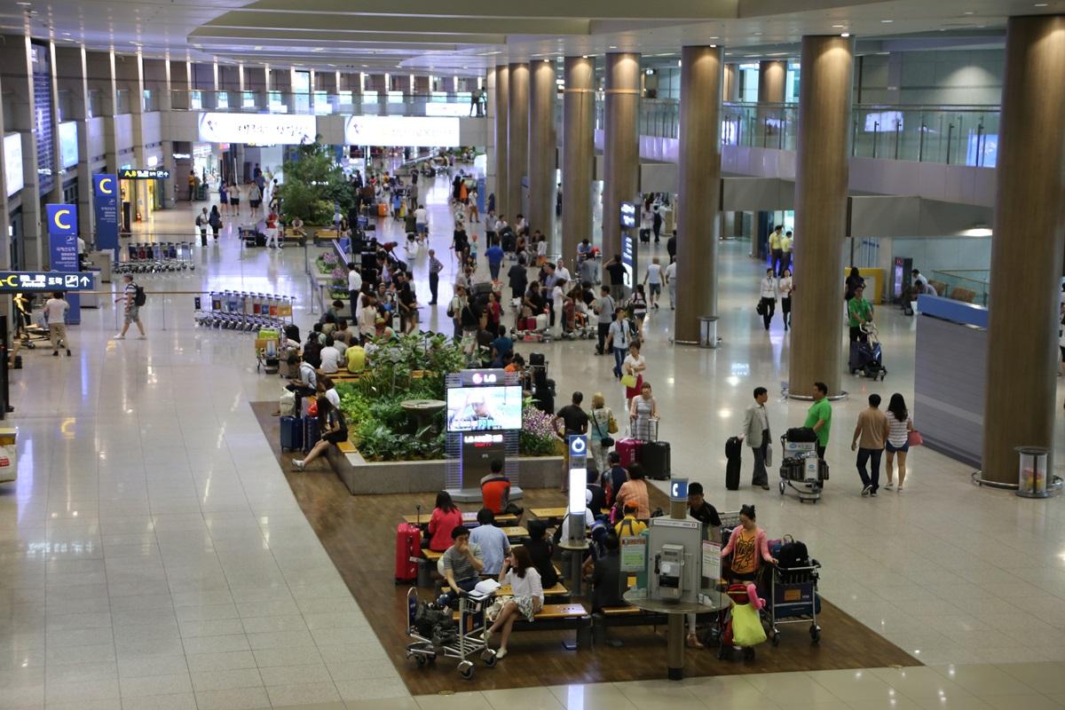 仁川国際空港 Incheon International Airport (21)